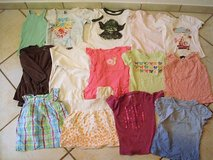 14 girls short sleeve shirts size 6 lot in Stuttgart, GE