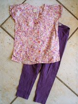 purple pink outfit size 4-5 in Stuttgart, GE