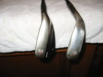 2 Titleist Vokey Wedges - 52 and 58 degree lofts in Spring, Texas