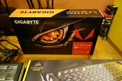 Gaming Graphics Card GIGABYTE VEGA 56 in Spangdahlem, Germany