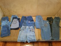 Girls Jean Shorts, Size 6-6X in Clarksville, Tennessee
