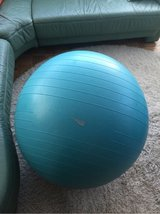 large exercise ball in Ramstein, Germany