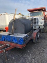 500 gallon Seal Tank with trailer in Chicago, Illinois