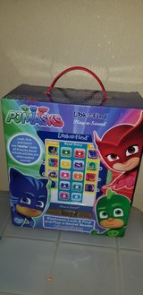 pj mask ereader and 8books in bookoo, US
