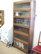 Lawyers Book Case in Lakenheath, UK