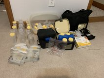 Medela breast pump advanced tote in Belleville, Illinois