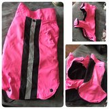 L pink 2 pc. dog coat from Top Paw in Joliet, Illinois