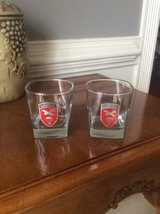 Airborne whiskey glasses in Fort Benning, Georgia
