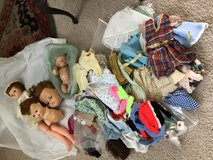 Antique Doll Parts for Restoration and Vintage Clothes in Aurora, Illinois