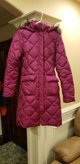 The North Face Long Parka Jacket like new condition. in Naperville, Illinois