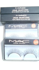 Mac Eyelashes/Lipgloss in Hopkinsville, Kentucky