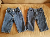 Boys Children's Place/Izod Jeans, Size 6-9M in Fort Campbell, Kentucky