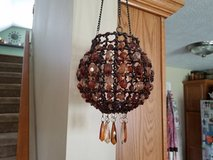 Hanging Beaded Tealight Holder in Fort Campbell, Kentucky