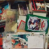 authentic vintage card collection mint in Bolling AFB, DC