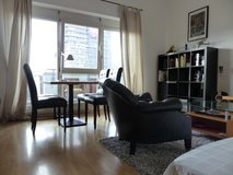 Milaneo Shopping!! 1 BR fully furnished flat ready to move in for 6 months rental period in Stuttgart, GE
