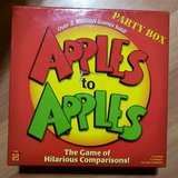 Apples to Apples card game + Expansion One in Conroe, Texas