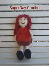 Amigurumi Doll Rahab in Fort Leonard Wood, Missouri