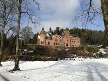 Living in a castle, CIV, Officers, 2 bed, 2 bath, inmitten of the nature, 15 min roadway in Spangdahlem, Germany