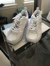 Fila Women's White Tennis Shoes Size 8 & 8-1/2 in Houston, Texas