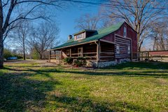 Restored 1800's Log Home in Fort Campbell, Kentucky
