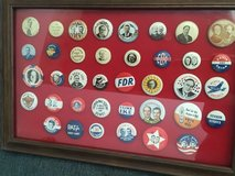 38 Political Campaign Buttons in Westmont, Illinois