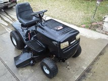 Easy Start, Lawn tractor. running in The Woodlands, Texas