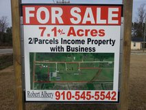 Investment property.......7+ acres 2 homes, rentals, 2 shops in Camp Lejeune, North Carolina