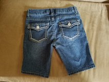 Girls Jean Shorts, Size 12 in Clarksville, Tennessee