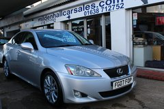 **Lexus IS 250 SE!**6 Months Free Road Tax! in Lakenheath, UK
