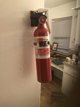 fire extinguisher never used in Lawton in Lawton, Oklahoma
