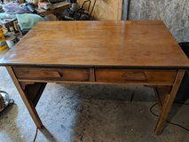"Wooden Desk 46"" x 27 1/2"" x 30 1/2""h in Camp Lejeune, North Carolina"