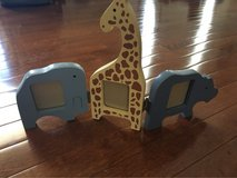 Zoo Animal Picture Frame in Naperville, Illinois