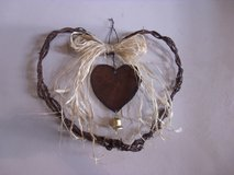 Rustic Heart Wreath in Alamogordo, New Mexico