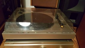 Denon DP-23f Stereo Turntable in Ramstein, Germany