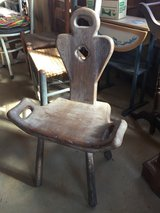 Birthing chair in Fort Campbell, Kentucky