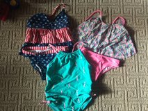 Girls' swimsuits, 6/7 and 7/8 in Kingwood, Texas