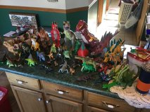 Huge lot of dinosaurs very good condition most light up and make noise. All sizes. Very clean no... in Lockport, Illinois