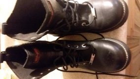 Womans size 11 Harley Davidson boots like bew in Camp Lejeune, North Carolina