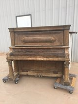 1920 Bush and Lane piano in Alamogordo, New Mexico