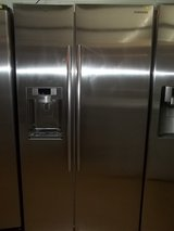 $$PRICE REDUCED$$$ SAMSUNG SIDE BY SIDE REFRIGERATOR in Fort Bragg, North Carolina