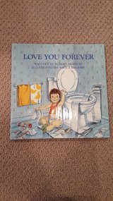 Love You Forever Book in Naperville, Illinois