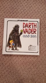 "Star Wars ""Darth Vader and son"" book in Naperville, Illinois"