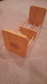 Napa Valley Wine Box Stamp Bookends in Naperville, Illinois