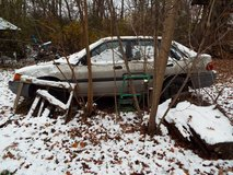 1991 Ford Escort LX in Great Lakes, Illinois