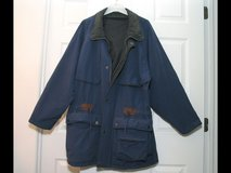 London Fog Size XL Down-Filled Heavy Winter Coat with Hood in Chicago, Illinois