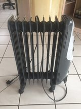 Electric oil heater/space heater in Ramstein, Germany
