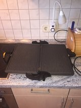 Electric grill large in Ramstein, Germany