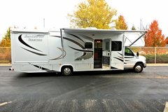 RVs for rent, sleep 6 or 8. Collect memories, not things in Yorkville, Illinois