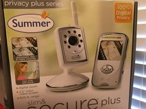 Summer Slim & Secure Baby Monitor in Vista, California