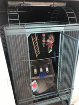 Large all Metal Bird Cage was $99 in Beaufort, South Carolina